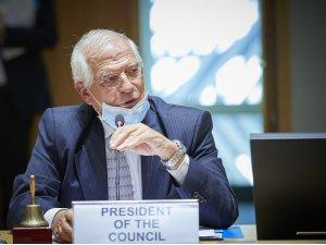 """Borrell: """"Belarus'taki seçim sonuçlarını ve Lukaşenko'yu Belarus'un meşru yöneticisi olarak tanımıyoruz"""""""