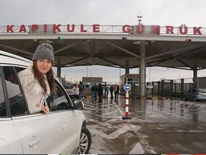 Sınır kapılarındaki vize uygulamasına devam