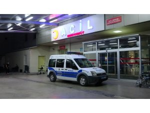 Galeriye kalaşnikoflu saldırı: 2 yaralı