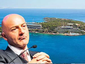 Yunanistan'ın cennetini Doğuş Grubu aldı