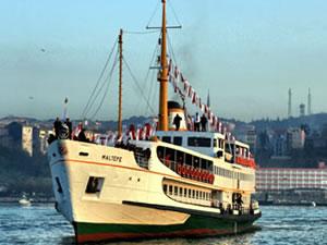 İstanbul'da vapur seferleri yeniden iptal