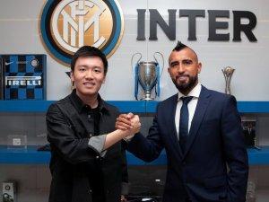 Arturo Vidal, Inter'de