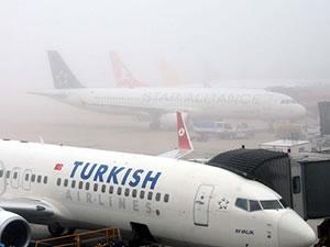Atatürk Havalimanı'nda inişler iptal