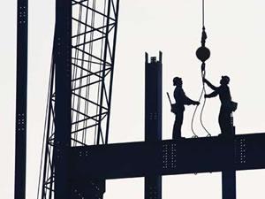Her 5 kişiden biri inşaat sektöründe çalışıyor