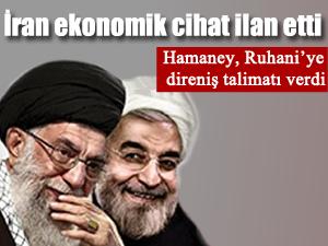 İran ekonomik cihat ilan etti
