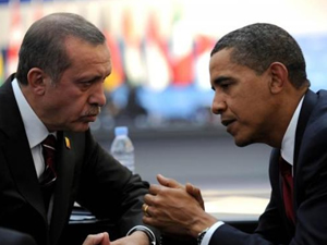 Obama-Erdoğan telefonla görüştü