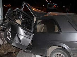 İdil'de trafik kazası: 2 ölü