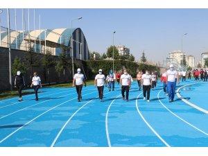 Avrupa Spor haftası Etkinlikleri Haftası etkinlikleri açılış töreni ile start aldı
