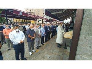 Trabzon spor camiasının acı günü