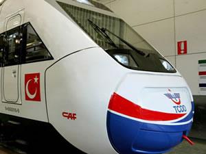 Özdebir: 3 yılda yerli hızlı tren üretebiliriz