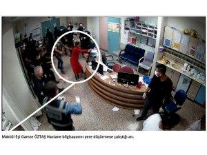 Ankara'daki sağlık çalışanlarına saldırı girişiminin fotoğraf kareleri ortaya çıktı