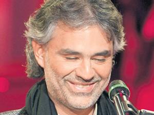 İtalyan tenor İstanbul'a geliyor!