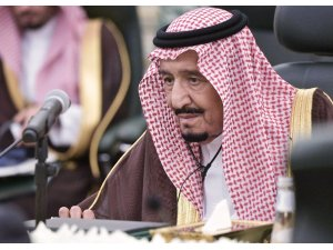 Suudi Kralı Selman'dan ABD'nin İsrail-Filistin arasında müzakereleri başlatma çabalarına destek