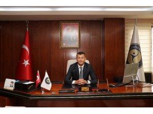 Toros Üniversitesi Rektörlüğüne Prof. Dr. Ömer Arıöz atandı