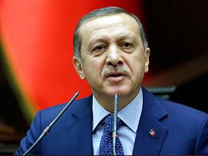 Tek mağdur Erdoğan