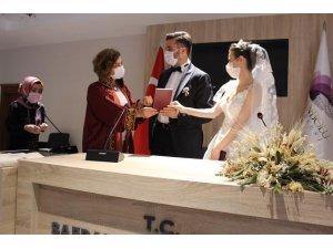 Safranbolu Belediyesi nikah salonu yeni yerinde