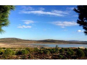 Kutlu Aktaş Barajı'nda doluluk yüzde 20'nin altında