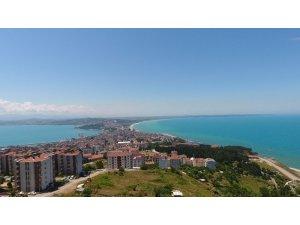 Sinop'ta korona tedbirlerine uymayan 2 bin 44 kişiye para cezası
