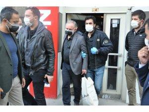 HDP'li Kars Belediye Başkanı Bilgen gözaltına alındı