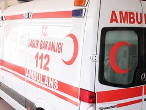 Kocaeli'de otomobil refüje çarptı: 1 ölü
