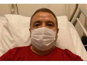 Başkan Böcek'in sağlık durumu