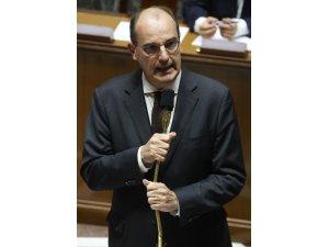 """Fransa Başbakanı Castex: """"Genel karantina uygulamamak için sıkı tedbirler aldık"""""""