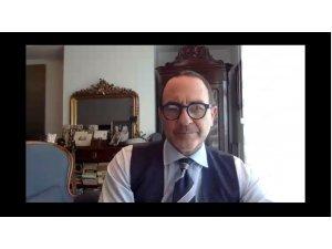 TETSİAD, E-İhracat Türkiye Başkanı Mert Tanciğer'i üyeleriyle buluşturdu