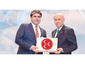 """MHP İl Başkanı Avcı: """"Bu kongrede kaybeden olmayacak"""""""