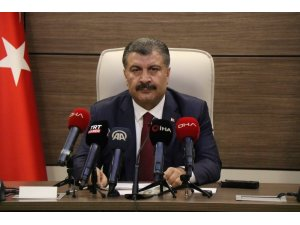 """Sağlık Bakanı Koca: """"ABD Büyükelçisi'nin açıklaması talihsiz, sömürge ülkelerindeki yaklaşımları hatırlatıyor"""""""