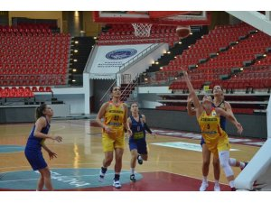 Erciyes Cup basketbol turnuvası: