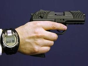 Bu silah saat olmadan asla!