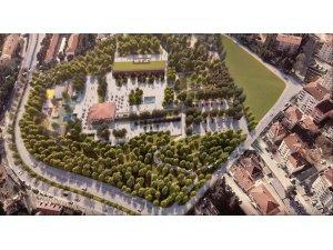 Bilecik'e 25 bin metrekarelik alana Millet Bahçesi yapılacak