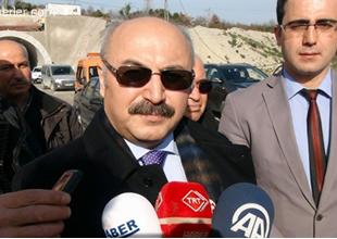 Sinop-Samsun Otoyolu 15 Mart'ta açılıyor