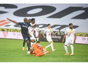 Süper Lig: Trabzonspor: 3 - Yeni Malatyaspor: 1 (Maç sonucu)