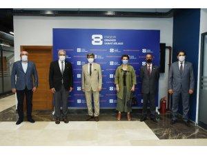İYİ Parti'den Eskişehir OSB'ye ziyaret