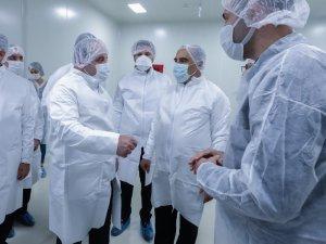 (Güncellendi) Yerli aşı üretiminde önemli gelişme
