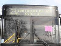 Gökçek'e kızan ODTÜ'lüler otobüs işgal etti