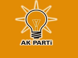 Bir grup AK Parti'li istifa etti