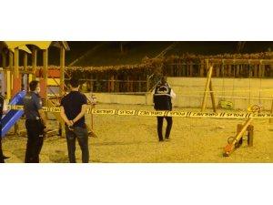 Arnavutköy'de çocuk parkında silahlı saldırı: 1 yaralı