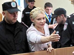 Timoşenko, cezaevinden çıkacak