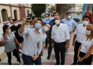 """Muharrem İnce: """"Devletimizin arkasındayız, Azerbaycan'ın arkasındayız"""""""