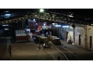 Madende fenalaşan işçi kalp krizinden öldü