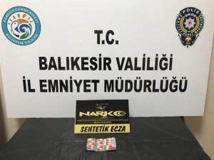 Balıkesir'de uyuşturucu operasyonunda 9 şüpheliden 5'i tutuklandı