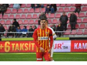 Kayserispor'da Mario Situm ile yollar ayrıldı