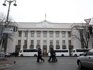 Aleksandr Turçinov yeni meclis başkanı oldu