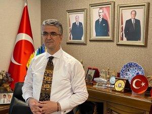 """MHP Genel Başkan Yardımcısı Prof. Dr. Kamil Aydın, """"Ermenistan bundan 100 yıl önce ne idiyse, bugün de aynı"""""""