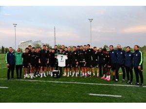 Konyaspor'da Denizlispor maçı hazırlıkları başladı