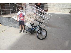 Kadirhan yeniden bisikletine binebilecek