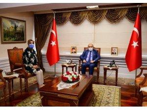 Milletvekili Ayvazoğlu TEKNOFEST 2022'nin Trabzon'da yapılması için çalışmalara başladı