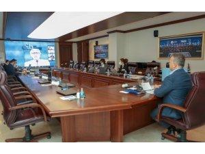 Egeli ihracatçılar pandemiye rağmen ihracatı yüzde 8 artırdı